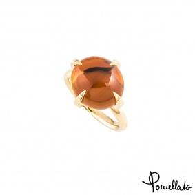 Pomellato Veleno Citrine Ring